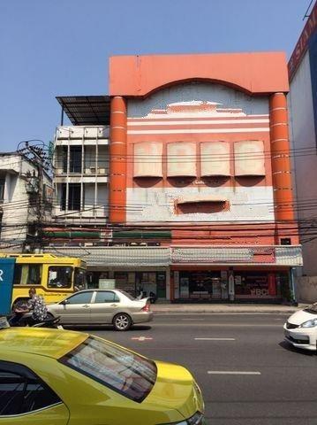 F20 ให้เช่าอาคารพาณิชย์ 4 ชั้น 3 คูหา ริมถนนราชวิถี ใกล้BTSอนุสาวรีย์