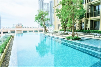 Urgent Rent Many Room Available Nye by Sansiri - Starting from 14,000 THB Near BTS Wongwian Yai