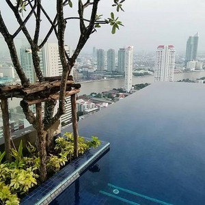 Urgent Sale Urbano Absolute Sathorn- Taksin Studio Starting From 3.3 MTHB Near BTS Krung Thon Buri 320m