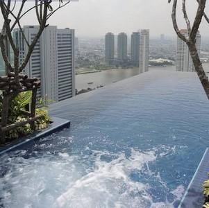 Urgent Rent Urbano Absolute Sathon-Taksin  2 Br 74 sqm 33000THB Near BTS Krung Thon Buri