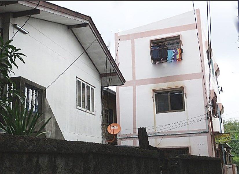 62038 ขายอพาร์ทเม้นท์ บนพื้นที่ 100 ตรว. ขายพร้อมบ้านเช่า ถนน ประชาราษฎร์ สาย ๑ ซอย 36 ตรงข้าม รร.โยธินบูรณะ ๒