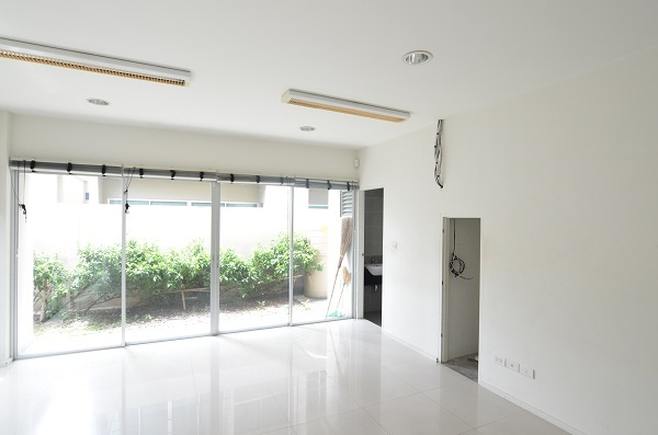 NOBLE CUBE PATTAKARN for rent 3 storey 3 bed 3 bath 186 sqm 35000 per month