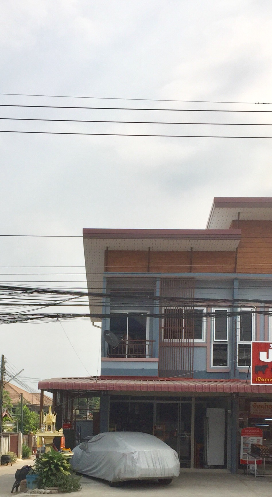 ขายอาคารพาณิชย์ ตึกแถว  2 ชั้น  แม่ริม เชียงใหม่