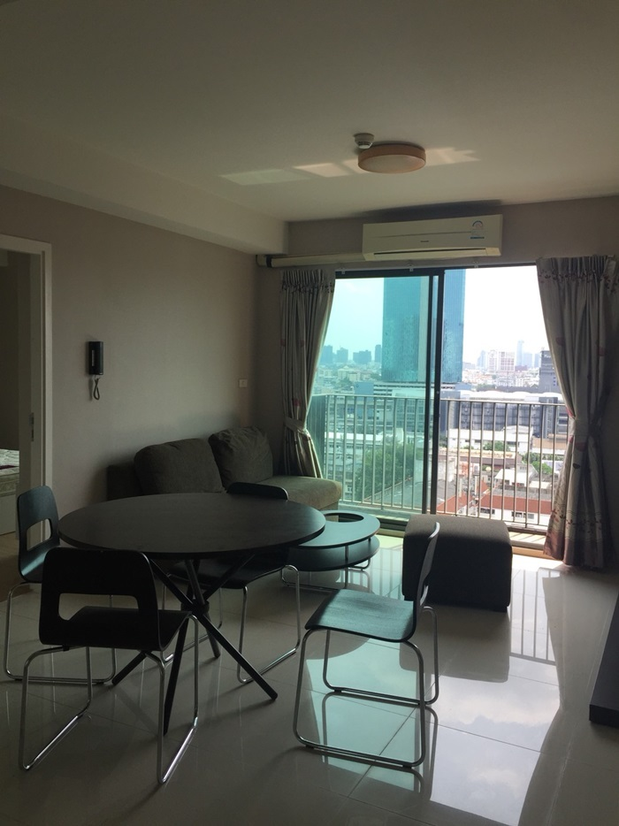 For Sales Fuse Mobius Ramkamhaeng-klongton 53.48 Sqm 14th floor