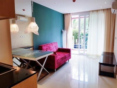 ขายดาวน์ ด่วน ถูกกว่าโครงการ Grand Caribbean Condo Resort Pattaya Pool access เดินลงน้ำจากห้องได้เลย