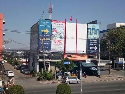 ให้เช่าตึกแถว 4 ชั้นครึ่ง ติดถนนเสรีไทย เขตบึงกุ่ม ทำเลดี ใกล้ถนนวงแหวนรอบนอก (ถนนกาญจนาภิเษก)