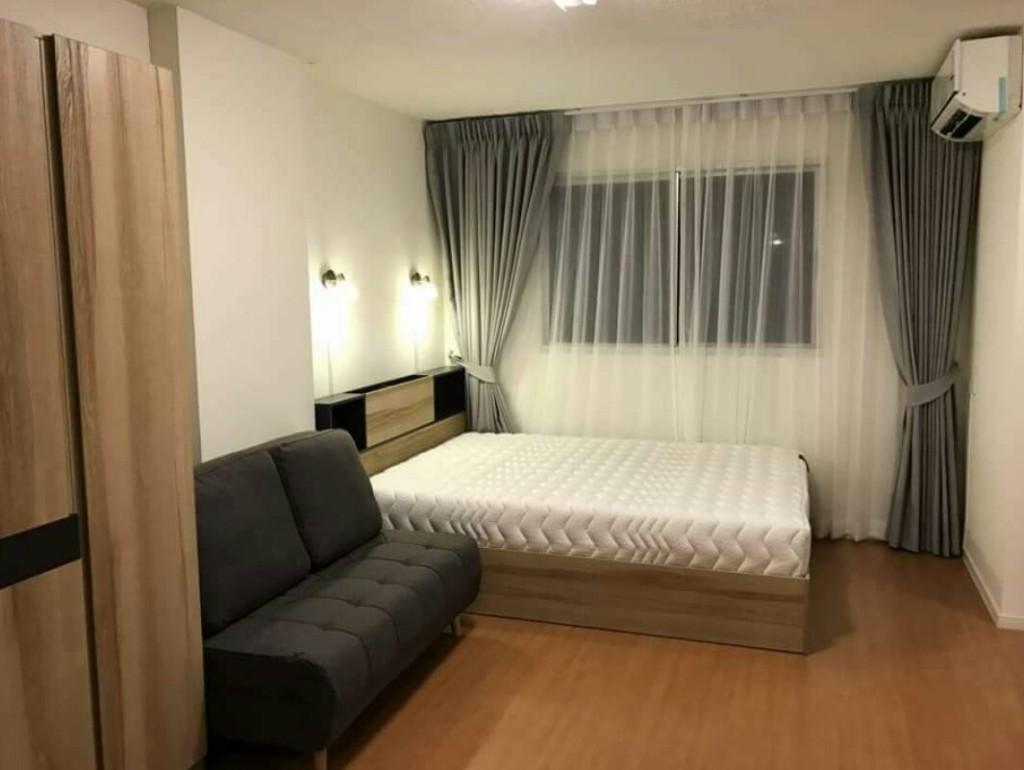 ให้เช่า Lumpini Condotown Romklao-Suvarnabhumi ห้องสวย  ใกล้สนามบินสุวรรณภุมิ 4 กม.