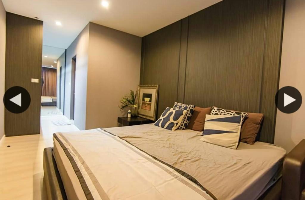 ให้เช่า Aspire Sukhumvit 48 แบบ 2 Bed มีเครื่องซักผ้า ฺใกล้ BTS พระโขนง 900 ม.