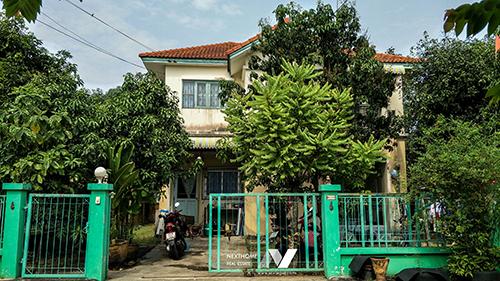 บ้านเดี่ยว ม.ศศิธร (บางบอน3)   2 ชั้น เนื้อที่ 64 ตรว.3 ห้องนอน 2 ห้องน้ำ หลังมุม แถมแอร์
