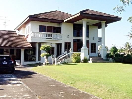 บ้านพร้อมที่ดิน ตำบลแม่แฝก อำเภอสันทราย เชียงใหม่ 2ไร่ 240ตร.ว.