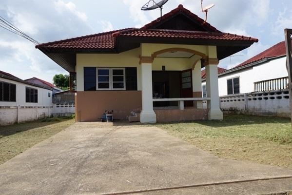 บ้านเดี่ยว 1 ชั้น ตำบลสัตหีบ อำเภอสัตหีบ ชลบุรี 70 ตรว.