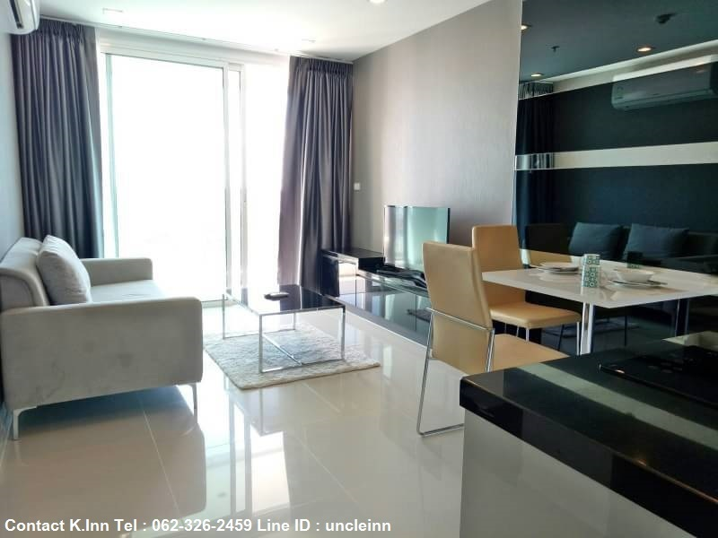 ให้เช่า คอนโด เดอะ วิชั่น พัทยา / For rent The Vision Pattaya