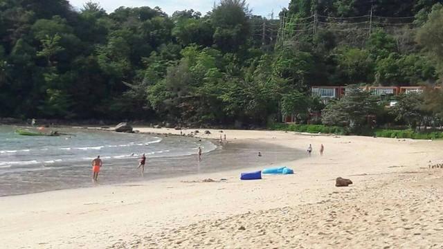 ขายที่ดินติดหาดกมลา อำเภอกะทู้ จังหวัดภูเก็ตเนื้อที่กว่า 10-0-99.5 ไร่