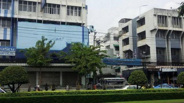 C0072 ให้เช่าอาคารพาณิชย์ 3 คุหา 2 ชั้น มีนบุรี ใกล้ตลาดมีนบุรี