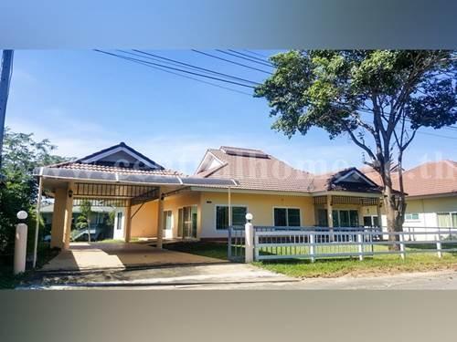 ขายบ้านเดี่ยว 1 ชั้น เนื้อที่ 145 ตร.ว. หมู่บ้าน เวลเนส โฮม ซิตี้ รีสอร์ท แอนด์ สปา พระนครศรีอยุธยา