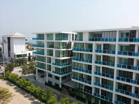 ขายคอนโด Amari Hua Hin  โรงแรมอมารี หัวหิน  ห้องเซอร์วิส
