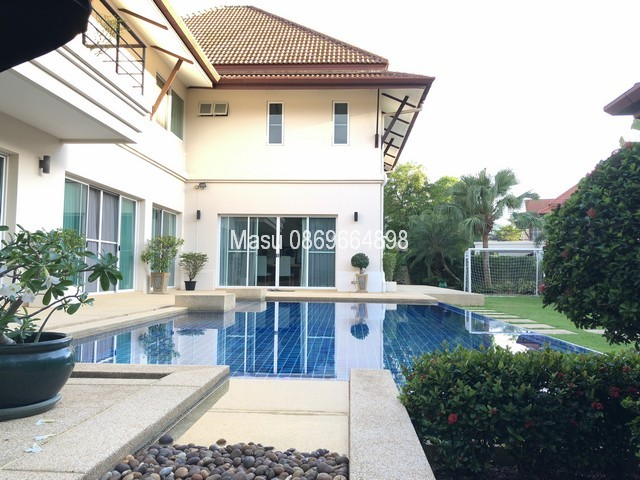 House for sale at WOODLAND  Pool Villa 5 Bedrooms 4 Bathrooms and Maidroom