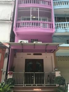 ขายอาคารพาณิชย์ 3 ชั้น ถนนรามคำแหง 184 เขตมีนบุรี กรุงเทพมหานคร รูปที่ 1