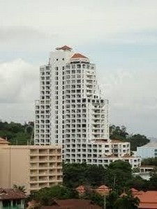 For Rent: Pattaya Hill Resort Luxury Condo, 3 bedrooms, fully-furnished, 70,000 Baht/Month รูปที่ 1
