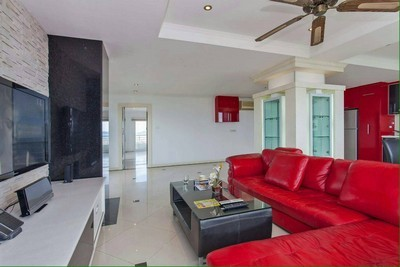 For Rent: Pattaya Hill Resort Luxury Condo, 3 bedrooms, fully-furnished, 70,000 Baht/Month รูปที่ 5
