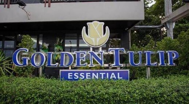 Golden Tulip Essential Pattaya ตั้งอยู่ในพัทยาเหนือ