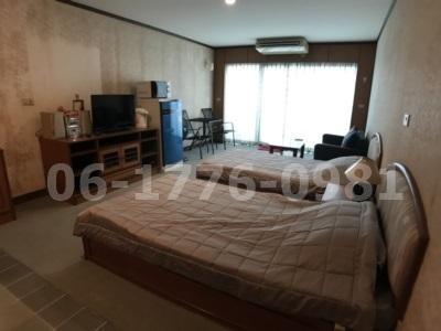 VIP Condo Chain Condo for Rent Studio Type 40 sq.m. 17th Floor Sea View
