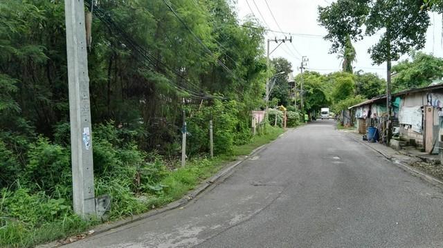 ขายที่ดิน ซอยสวนผัก 29 พื้นที่ 1 ไร่ 97 ตรว ใกล้สถานีฺBTSตลิ่งชั่น600เมตร
