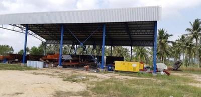 ขายที่ดินพร้อมสิ่งปลูกสร้าง 4 ไร่ 2 งาน ใกล้ถนนหมายเลข 3376 อำเภอบ้านฉาง ระยอง ราคา11,000,000 บาท