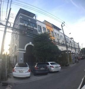 ให้เช่า อาคารพาณิชย์ 5ชั้น Style LOFT เหมาะทำโฮมออฟฟิศ ย่านถนนอ่อนนุช