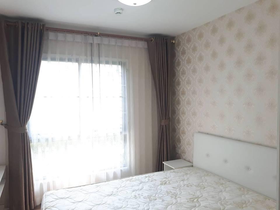 ขาย Icondo งามวงศ์วาน 2 รูปแบบ 1ห้องนอน ขนาด 24 ตรม.อาคาร A(เจ้าของขายเอง)