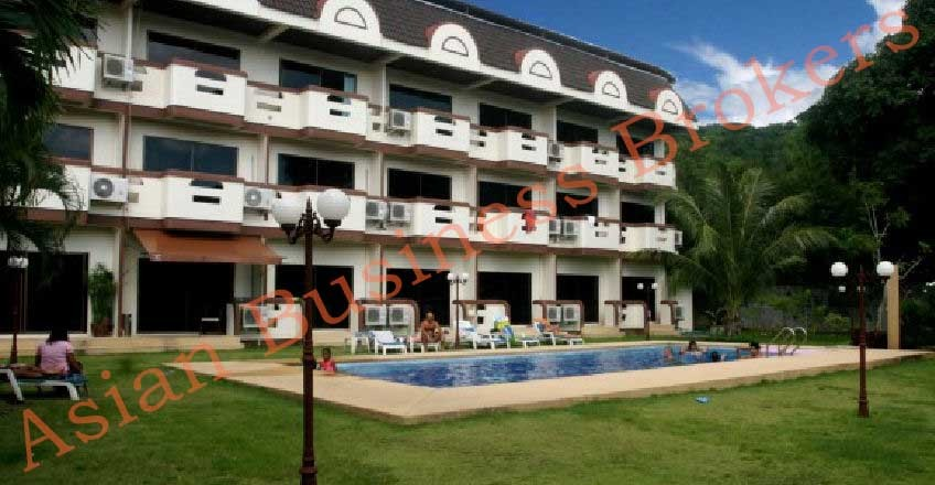4802016 ขายโรงแรม 39 ห้องที่ถนนนาใน ป่าตอง