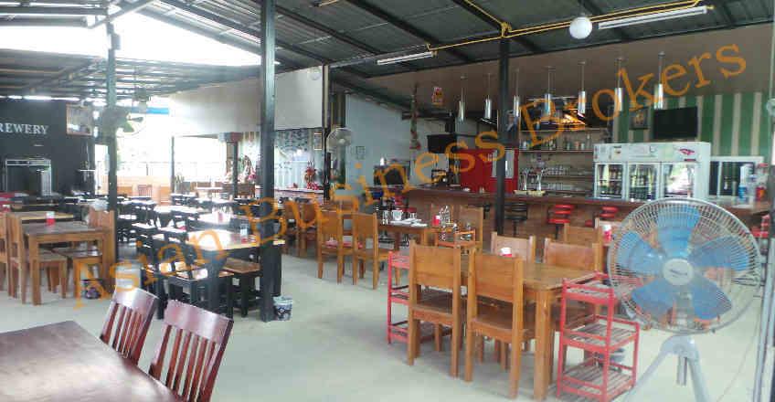 5302002 เซ้งสปอร์ตบาร์ และร้านอาหารที่บ้านฉาง ระยอง