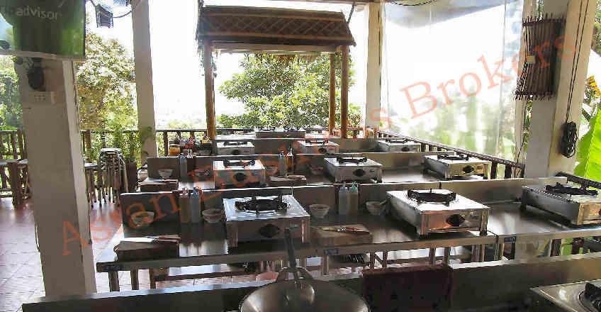 4802012 เซ้งโรงเรียนสอนทำอาหาร ที่ภูเก็ต