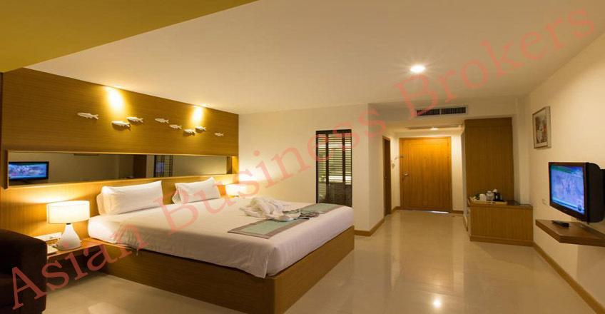 4802060 เซ้งโรงแรมขนาดใหญ่ 50 ห้อง ที่กระทู้, ภูเก็ต