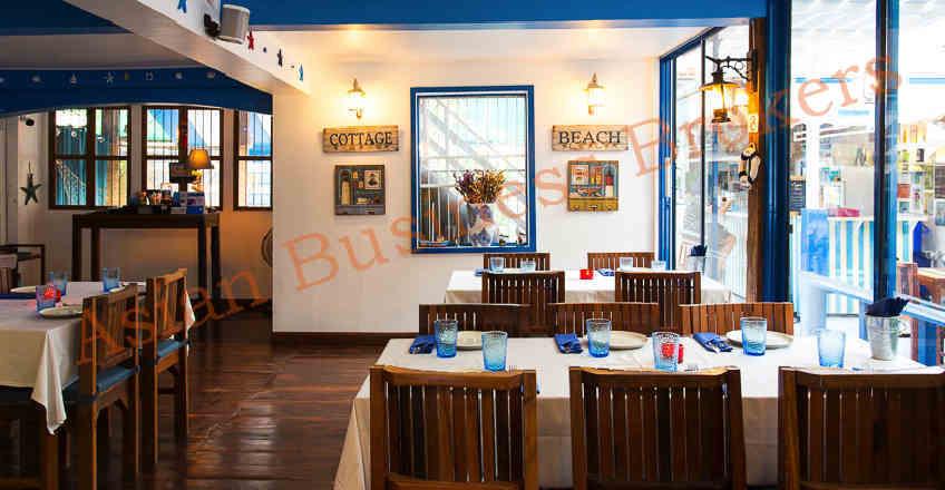 0142004 เซ้งร้านอาหารใจกลาง CBD สไตล์บ้านเดี่ยว
