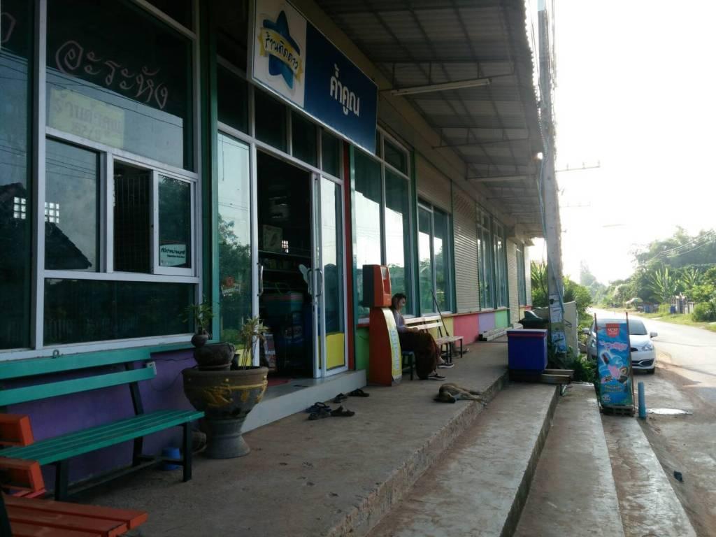 ขายกิจการร้านค้า ตำบลกุดขอนแก่น อำเภอภูเวียง ขอนแก่น 86 ตร.ม.