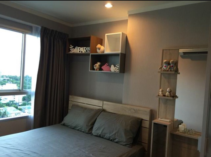 ให้เช่า LPN Ville Pattaya (Naklua-Wongamat) Room # 1403