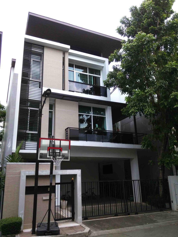 บ้านเดี่ยว3ชั้น เนอวานา บียอนด์ พระราม9  Nirvana Beyond Rama9
