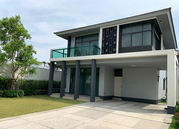 บ้านเดี่ยว2ชั้น เศรษฐสิริ พัฒนาการ  Setthasiri  Pattanakarn  บ้านใหม่