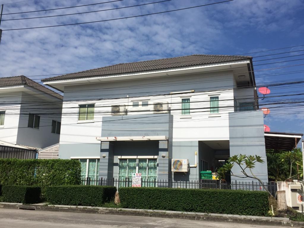 บ้านแฝด ประภัสสรกรีนพาร์ค6 ซ.5 43.9 ตร.ว. พานทอง-ชลบุรี