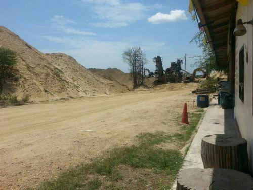 ด่วน ขายถูก กิจการบ่อทราย 250 ไร่ เขตกำแพงแสน นครปฐม