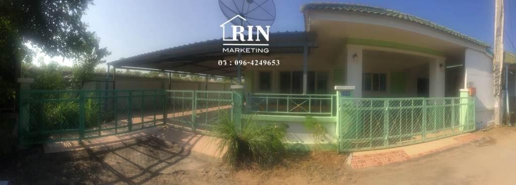 ขายบ้านเดี่ยว มบ. ศุขบุรี ยิ่งสุข บ่อวิน พร้อมเฟอร์นิเจอร์ อร 096-4249653