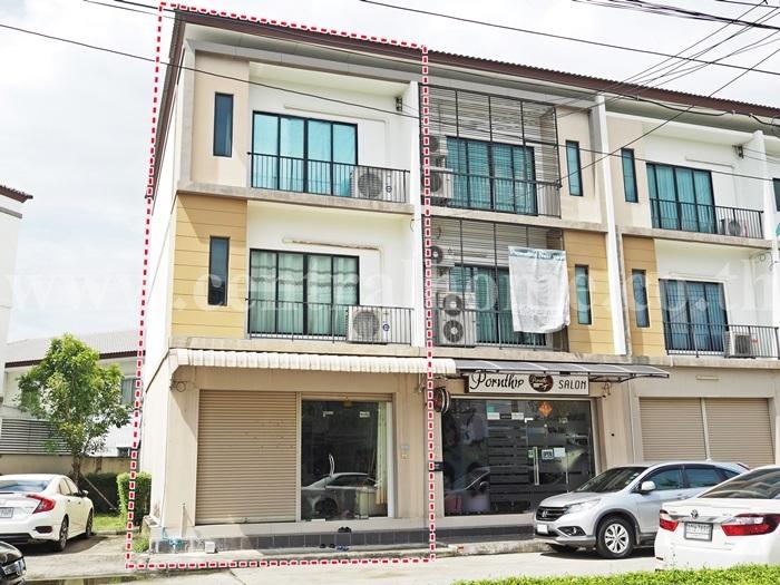ขายอาคารพาณิชย์ 19.1 ตร.ว. ( ห้องมุม ) โครงการ The Connect วัชรพล - เพิ่มสิน ถนน เพิ่มสิน ออเงิน เขตสายไหม กรุงเทพมหานคร