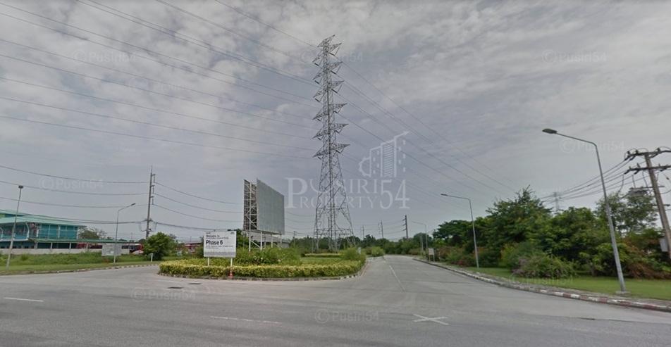 ขายที่ดิน 42 ไร่ ติดนิคมฯอมตะนครเฟส 8 ชลบุรี แวดล้อมด้วยโรงงานและความเจริญ  - ขายที่ดินชลบุรี