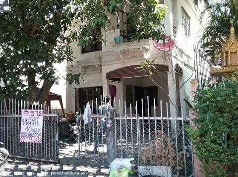 ขายบ้าน ราคาถูกที่สุดในย่าน ถนนธัญบุรี คลอง7 อยู่ใกล้มหาวิทยาลัยเทคโนโลยีราชมงคล