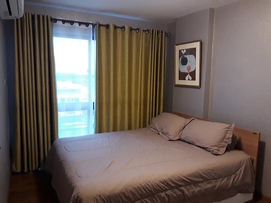 3A2MG0504 ให้เช่าคอนโด The Space Condo มี 1 ห้องนอน 1 ห้องน้ำ ราคาเช่าเดือนละ 9,500 บาท พื้นที่ 30 ตร.ม.