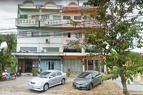 3A2MG0522 ให้เช่าอาคารพาณิชย์ 3 ชั้น 3 ห้องนอน 3 ห้องน้ำ ราคาเช่าเดือนละ 10,000 บาท พื้นที่ 40 ตรว.  ต.บ้านเกาะ อ.เมือง