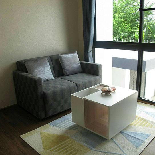 3A2MG0596 ให้เช่าคอนโด 1 ห้องนอน 1 ห้องน้ำ ราคา 9,000 บาทต่อเดือน พื้นที่ 30 ตรม.