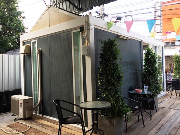 3A6MG0224 ให้เช่าร้านกาแฟ 1 ห้องน้ำ พื้นที่ 10 ตรว. ราคาเช่าเดือนละ 10,000 บาท
