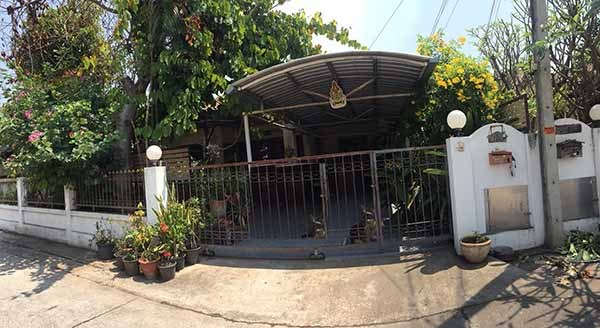 3A1MG0099 ให้เช่าบ้านเดี่ยวชั้นเดียว 3 ห้องนอน 2 ห้องน้ำ พื้นที่ 65 ตรว. ราคาเช่าเดือนละ 9,000 บาท